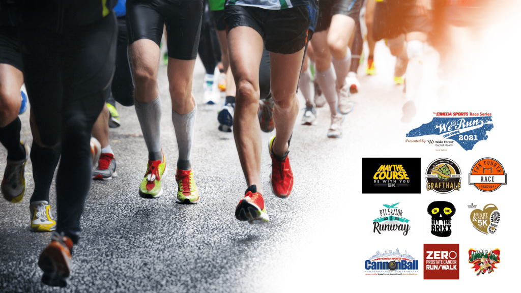 The Omega Sports Race Series presented by Wake Forest Baptist Health