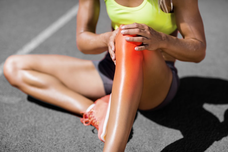 Joint pain - knees
